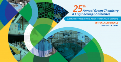 Creaflow will present their latest reactor developments at the 25th Annual Green Chemistry & Engineering Conference