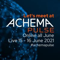 Creaflow will present their latest reactor developments at Achema Pulse